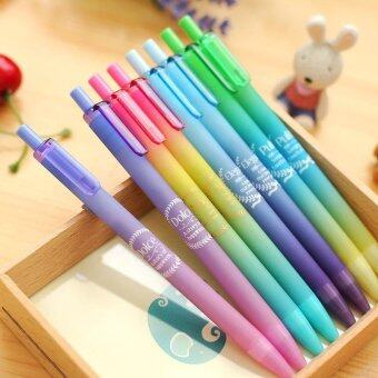 Harga 6PCS Novelty Cute Gel Ink Pen Refills Stationery School Supplies Wonderful Gift 5