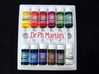 Harga Bombay India Ink Sets #2 (0.5oz 15ml) by Dr. Ph. Martin's Sunset Earth Color