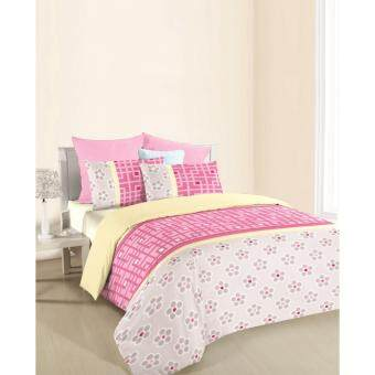 Harga Ashley Myles Sensation Fitted Set-Queen Size
