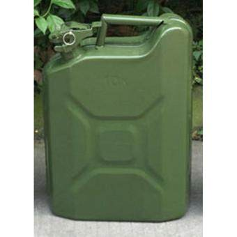 Harga Steel Jerry Can 10 Liter