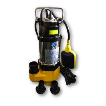 "Harga Stream V250F 250W Auto 1 1/2"" - 1 1/4"" - 1"" Stainless Steel Submersible Pump (Italy)"