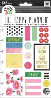 Harga Create 365 Happy Planner Stickers - Make It Happen