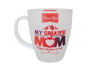 Harga My Greatest Mom Glass Mug