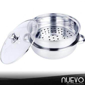 Harga Nuevo Luxury Steam Pot