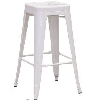 Harga LAVIN HIGH STOOL BS 505 WHITE
