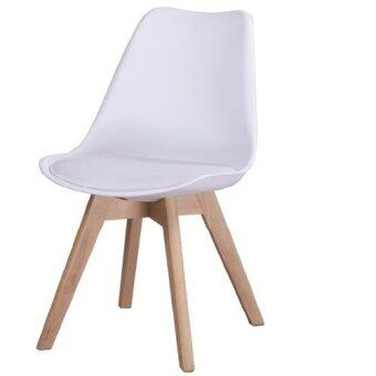 Harga LAVIN MODERN CHAIR DC 9341 WHITE