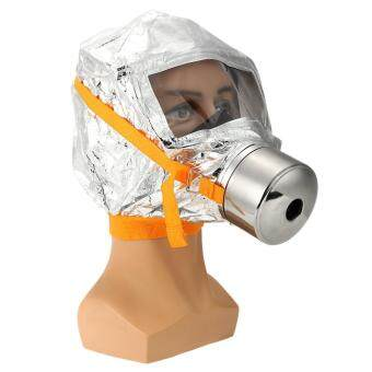 Harga Fire Mask Emergency Escape Mask Oxygen Mask Smoke Gas Mask Self-life-saving Respirator for Home Hotel Shop Market Tomnet