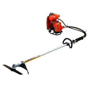 Harga Tanika Backpack Brush Cutter / Grass Cutter 32.8cc BG328 2-Stroke