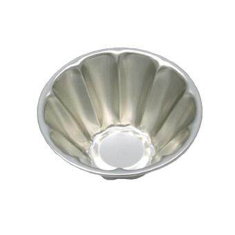 Harga Professional Pudding Jelly Cup Stainless Steel 100% Original Japan - Design B