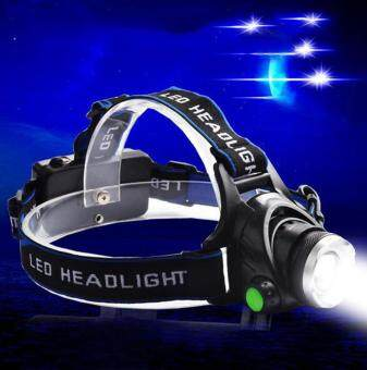 Harga star mall-Rechargeable LED Head Lamps CREE T6 Flashlight Headlamp