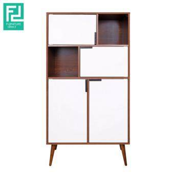 Harga Furniture Direct LUCAS 4 door high sideboard