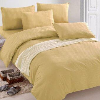 Harga Essina Watermark Collection Microfiber Plush Fitted Bedsheet set - Queen size