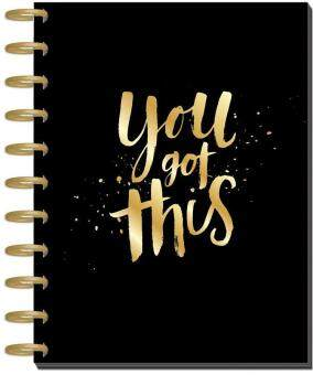 Harga 2017-2018 BIG Happy Planner - You Got This (Horizontal)