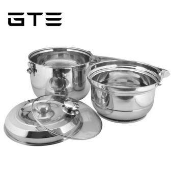 Harga GTE 7L Portable Thermal Stainless Steel Cooking Pot