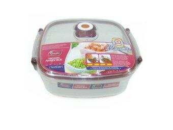 Harga Arsto Square Vacuum Food Container Size 920Ml Color Red