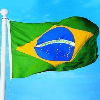 Harga New large 3'x5' Brazilian Flag the Brazil National Flag BRA-