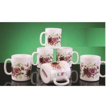 Harga Giacomo 320ml Decorated Mug (Ocarina) - 6pc