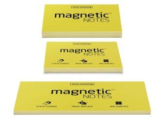 Harga Magnetic Notes SML (Yellow)