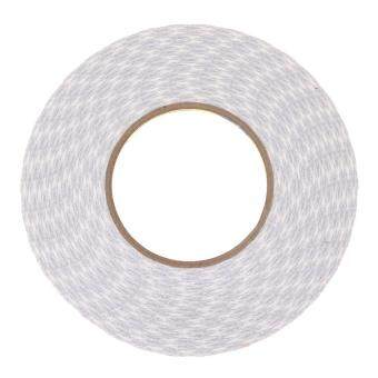 Harga 3mm Scotch 3M Double Sided Tape Sticky White for Mobile Phone