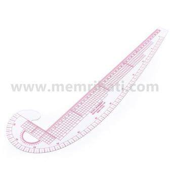 Harga 6501 French Curve Ruler