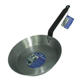 Harga SUNNEX Black Iron Frying Pan - 12 inch