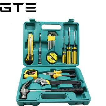 Harga GTE 16Pcs Hand Repair Home Tools Set (HJ-C016)