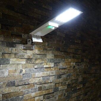 Harga Alpha 1080X Solar Wall Light