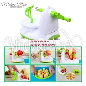 Harga Modern Age Apple Peeler + Apple Cutter Corer