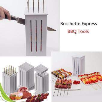 Harga Sellzone Brochette Express With Bamboo Skewers White