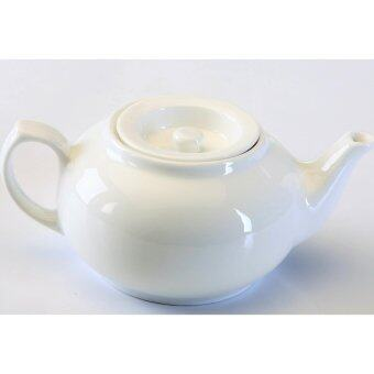 Harga Giacomo 800ml Durable Porcelain Teapot