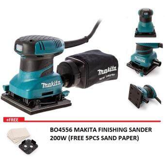 Harga BO4556 MAKITA FINISHING SANDER 200W
