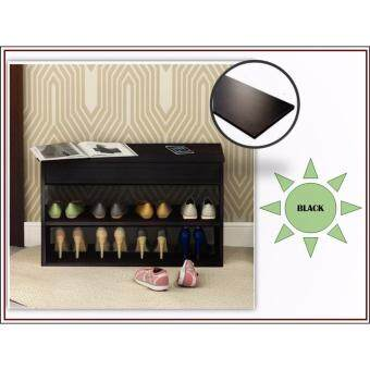 Harga CRADENT: Modern Shoe Storage Rack
