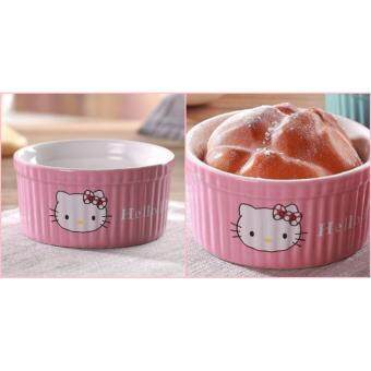 Harga Hello Kitty Ceramic Baked Cup (L)