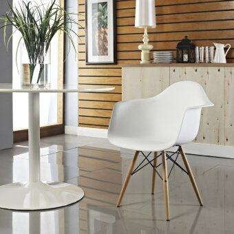 Harga Home & Living: Creative Eames Curvy Design Chair with Armchair