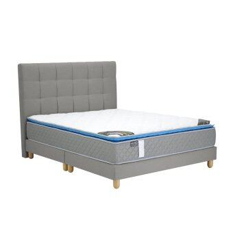 Harga Elegant Creations Solano Direct Factory King Size Solid Wood Bed Frame
