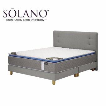 Harga End of the month Special Offer Solano Direct Factory Super Single Size Solid Wood Bed Frame