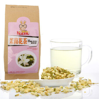 Harga 50g Organic Jasmine Flower Floral Dried Buds Herbal Natural Fragrance Health Tea