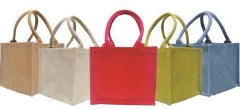 Harga Jute Bag / Gift bag / Mini Bag (B0229) - 3pcs