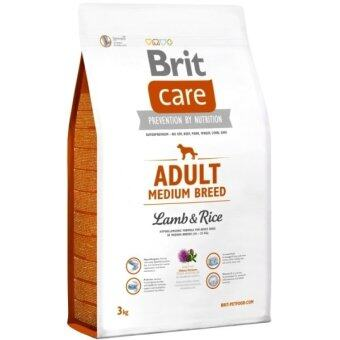 Harga Brit Care Adult Medium Breed Lamb & Rice (3KG)