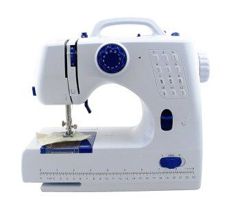 Harga Expert Sewing Machine 505 PRO 12 sewing option - Blue