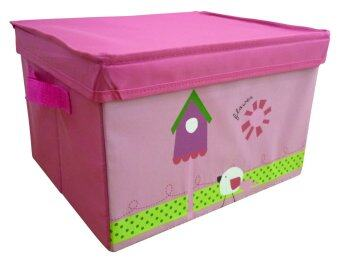 Harga Neo Geo Kids Box With Cover Large (Springtime)
