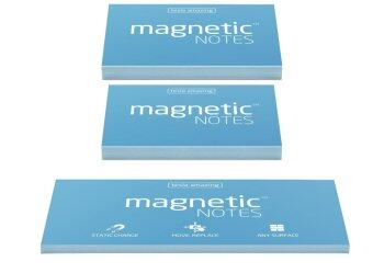 Harga Magnetic Notes SML (Blue)