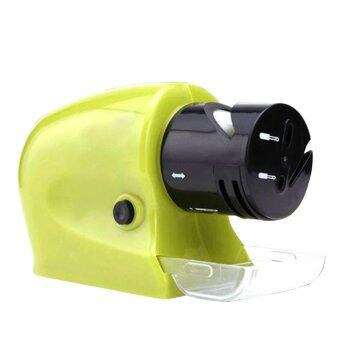 Harga Moonar Electric Knife Sharpener kitchen Knives Scissors Motorized Blades Screw Drivers