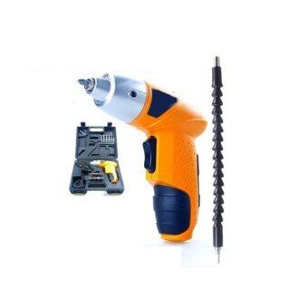 Harga Power tools wireless drill with LED light Set