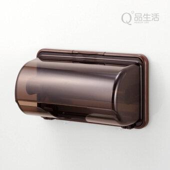 Inomata magnet roll holder kitchen towel rack