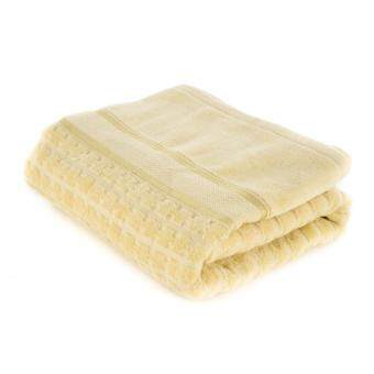 Harga Jean Perry Bolman Bath Towel-27'' x 54'' -Double Cream