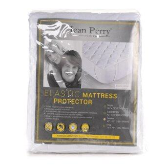 Harga Jean Perry Elastic Mattress Protector-Queen