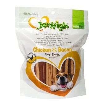 Jerhigh Chicken & Bacon 100g