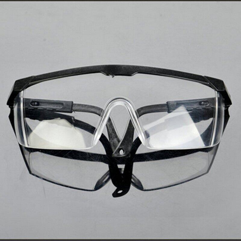 Jetting Buy New Safety Eye Protection Clear Lens Goggles Glasses From Lab Dust Paint Lab Blue