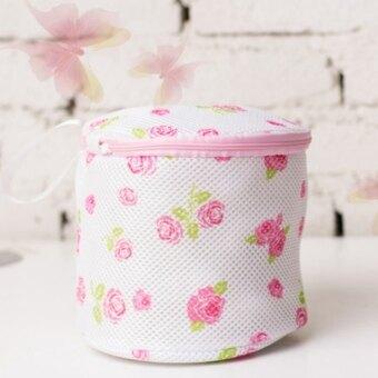 Jiayiqi Hosiery Bra Washing Lingerie Wash Protecting Mesh BagBasket - 4